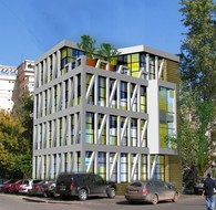 Four-Storey Office Building Project