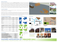 Hazard Mitigation Design for Thrasher Hall