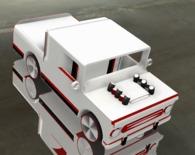 AutoCAD Truck