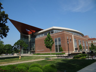 Neil Armstrong Hall of Engineering / Purdue University