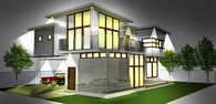 Proposed Two-Storey House in SH, Philippines