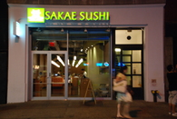 Sakae Sushi Greenwhich Village NYC.