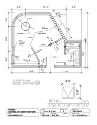 Floor Plan/ Computer Aided Design