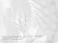 City of Albuquerque Public Arts Program_Creative Albuquerque_115 4th Steet_Low Relief/Mural Design Competition
