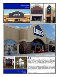 Lowe's Stores