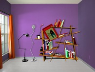 S-CROLLO | Bookcase