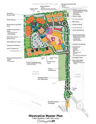 Cabo Paradise - Illustrative Master Plan
