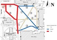 Plaza Design for Kansas State University's North Quadrangle