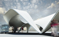 ZHA Workshop Bus Stop