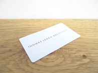 TLA Business Card Design