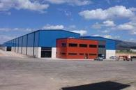 Shaped Steel Factory at Olvega (soria)