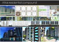 Atlas Residential compound