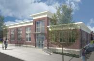 Community Center in Philadelphia