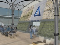 Delta Fueling Station-Fuel Station of the Future