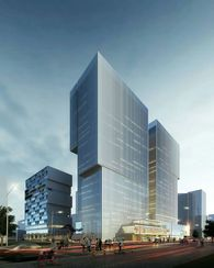 Taiyuan Tower Fengrut ++ by HENN Architekten [great work]