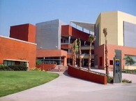 Cal State Golden Eagle Building