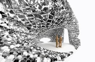 Sphere Packing Pavilion