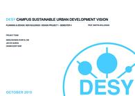 DESY CAMPUS - Sustainable Urban Development Vision