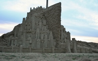 Minas Tirith Sand Replica
