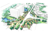 An'shun Campus Landscape Planning + Design