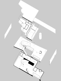 Li Na BoBardi Glass House, Precedence Case Study