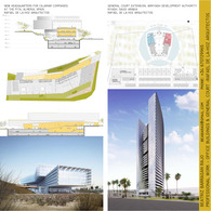 Projects developed at Rafael de la-Hoz architects