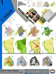 """""""Urban Public Space for Recreation and Sport in Bonao City."""""""