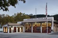 Calistoga Fire Station No. 1