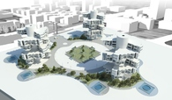 Bachelor Thesis/Residential complex