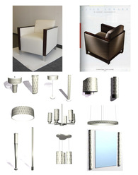 various product design for RObert A. M. Stern Architects