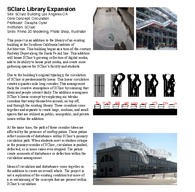SCI-arc Library Extension