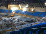Municipal Coliseum of Manati, Puerto Rico, US