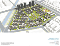 Learning from Chang'an - Jiuhuali Residential District Design