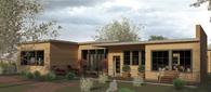 Cochiti Pueblo House