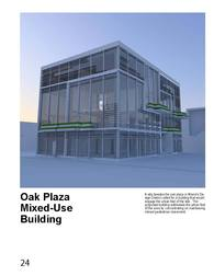 Oak Plaza Mixed Use Building