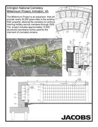 Arlington National Cemetery Millennium Project, USACE, Arlington, VA: