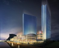Revel Entertainment - Casino & Hotel Resort