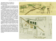 ARCHITECTURAL STUDIO 7A: INTERVENTION IN THE GROUND OF PANATHINAIKOS