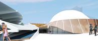 Comprehensive Design, Flandrau Science Center and Planetarium