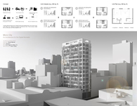 Micro City - An Architecture for the Digital Nomadic