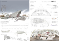 Madrid 2020 pavillion competition FINALIST