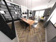 Residential interior design in Siedlce, Poland / projektr wnętrza dom jednorodzinny Siedlce
