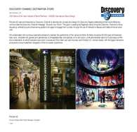 Discovery Channel Destination Store