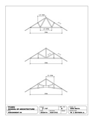 Truss Systems/ Computer Aided Design