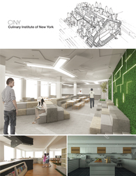 CINY, NYC Students Design Center, Dwelling Units, Unir
