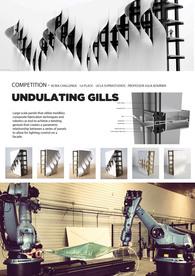 Undulating Gills