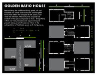 Golden Ratio House