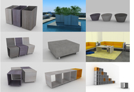 Products for Concrete Shop