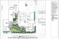 Saint Mary's Health Systems Campus improvements