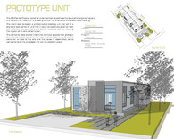 AIA Florida Design Competition / Top Ten Finalist / Retractable Dwelling